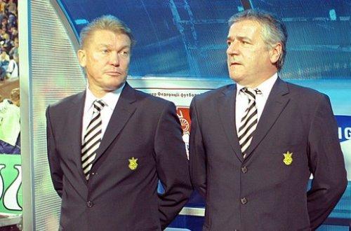 Приемник Блохина на посту главного тренера национальной сборной Украины