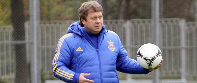 Александр Заваров может возглавить сборную Украины по футболу