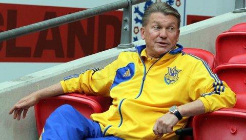 Новоиспеченный тренер Динамо (Киев) Олег Блохин берет тайм-аут в связи с болезнью