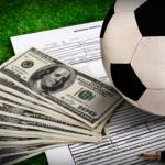 Как выиграть в букмекерской конторе на футбольных ставках?