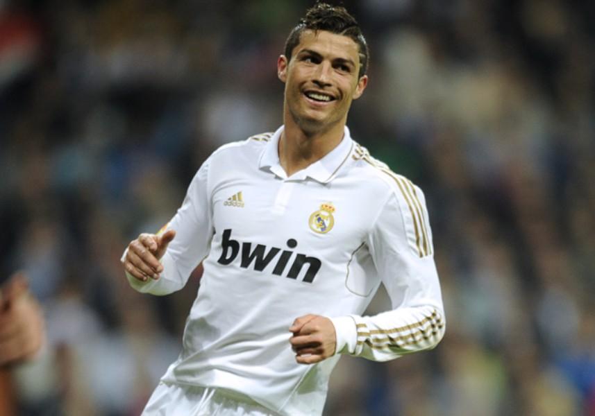 Звезда Реала Криштиану Рональду - один из самых богатых игроков современности