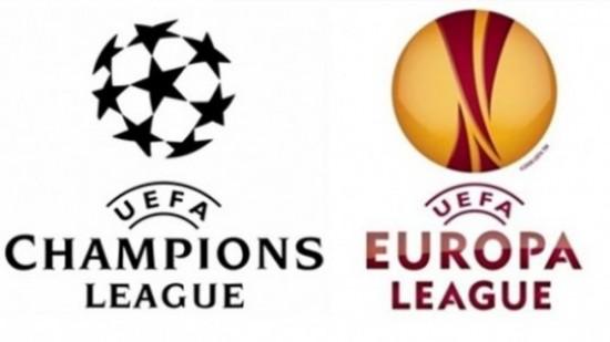 Стали известны соперники украинских клубов в весенней части еврокубков
