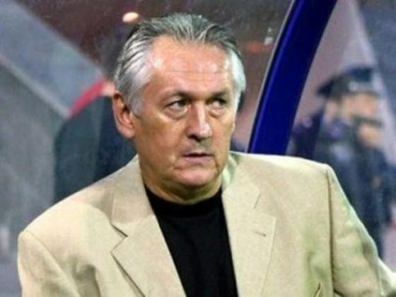 Михаил Фоменко назначен главным тренером сборной Украины