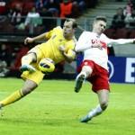 Сборная Украины побеждает на выезде сборную Польши