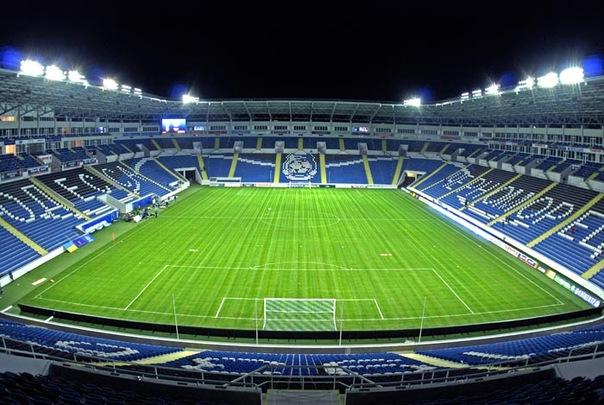 Футбольный матч Черноморец-Днепр, 2013