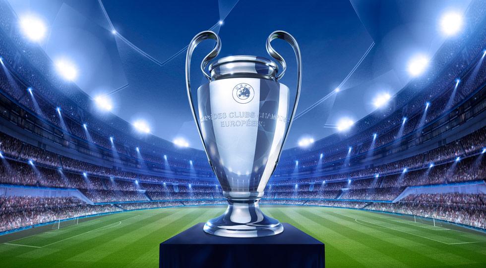 Атмосферный промо-ролик Лиги Чемпионов УЕФА