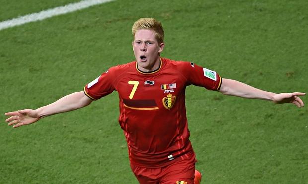 Видео лучшего футболиста Германии 2015 - Кевина де Брюйне