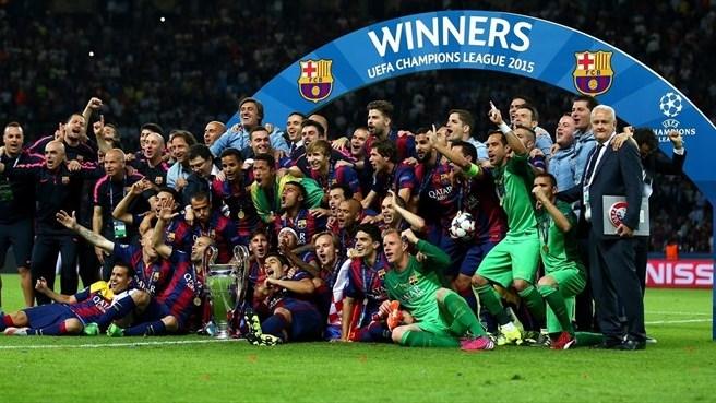 Стали известны составы групп Лиги Чемпионов УЕФА