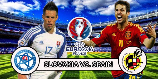 Футбольный прогноз бесплатно на матч Испания-Словакия