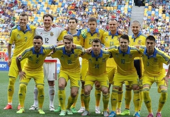 Лучший прогноз на футбол с участием сборной Украины