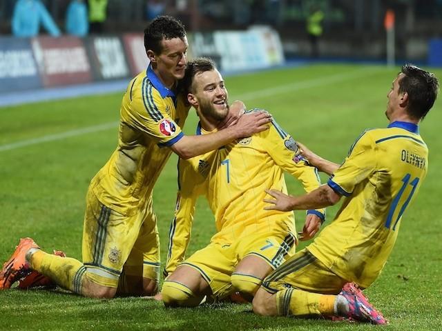 Футбольный прогноз бесплатно на матч сборной Украины