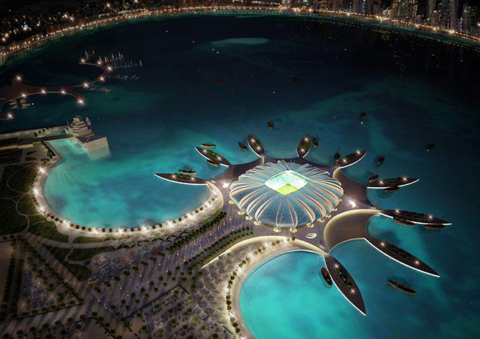 Чемпионат мира по футболу в Катаре_стадионы