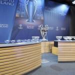 Жеребьевка еврокубков по футболу 2015-2016