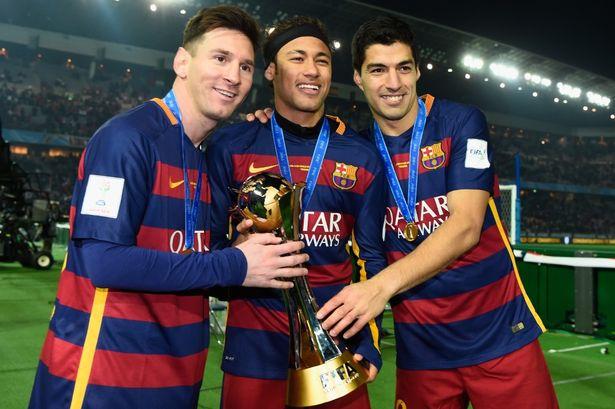 Лео Месси выигрывает Клубный чемпионат мира по футболу