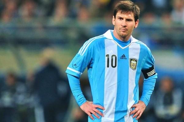 Лионель Месси в аргентинской сборной
