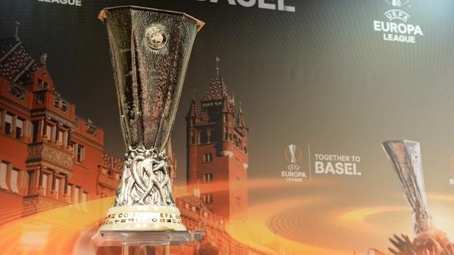 Жеребьёвка еврокубков_1/8 финала Лиги Европы УЕФА