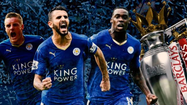 Лестер Сити досрочно победил в английской Премьер-лиге