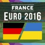 Евро 2016_ Германия против Украины