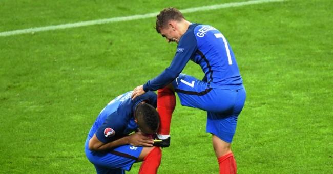 1/2 финала Евро-2016 остается за сборной Франции