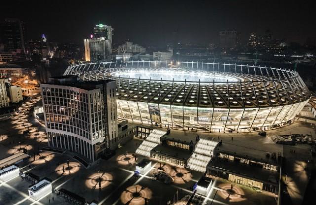 Финал Лиги Чемпионов 2018 пройдет на НСК Олимпийском