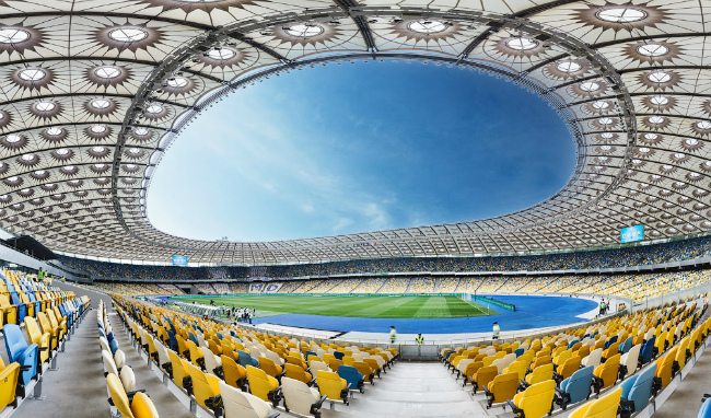 Финал Лиги Чемпионов 2017-2018 состоится в Киеве
