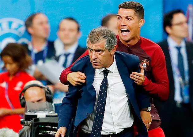 Легендарный Криштиану Роналду и его рекорды на чемпионатах Европы по футболу