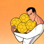Криштиано Роналду_карикатура Омара Момани