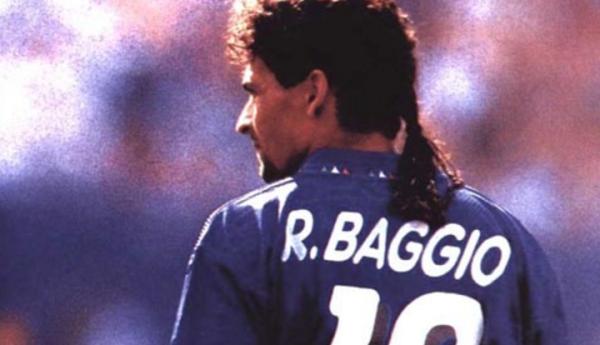 Гений итальянского футбола_футболист Роберто Баджо