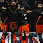 Британцы в Лиге Чемпионов 2018-2019