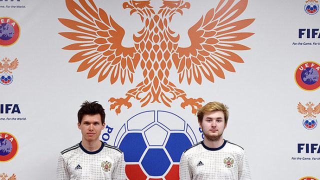 Российские киберфутболисты проиграли на Чемпионате мира