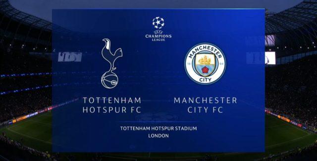 Британские клубы в ЛЧ 2018-2019