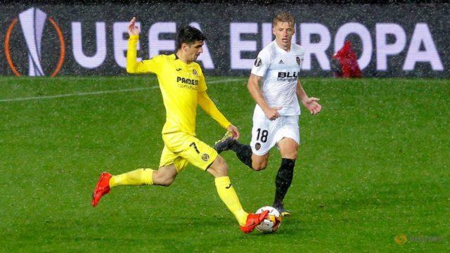 Вильярреал не смог отыграться в матче с Валенсией